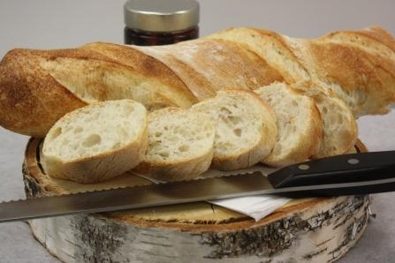 Baguette paillasse-Boulangerie du lac