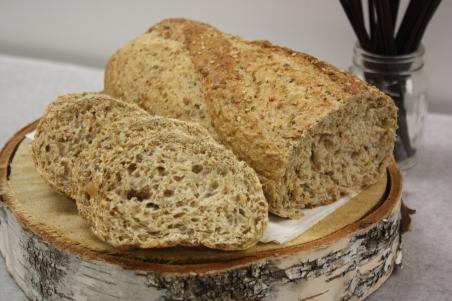 Batard 9 céréales-Boulangerie du lac