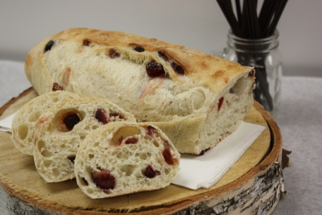 Batard canneberges-Boulangerie du lac
