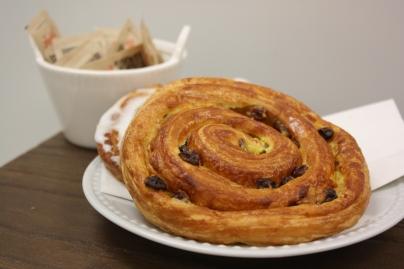 Brioche aux raisins-Boulangerie du lac