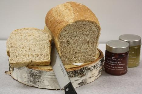 Carré blé entier-Boulangerie du lac