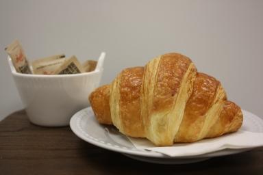 Croissant PUR BEURRE 1,85$
