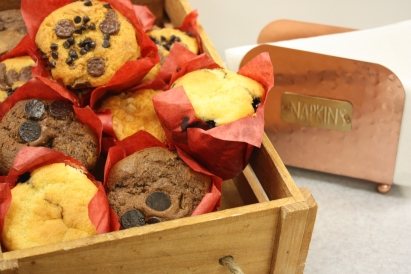 Muffins-Boulangerie du lac