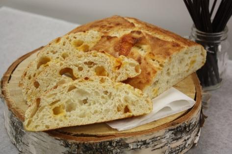 Pain cheddar vieilli-Boulangerie du lac