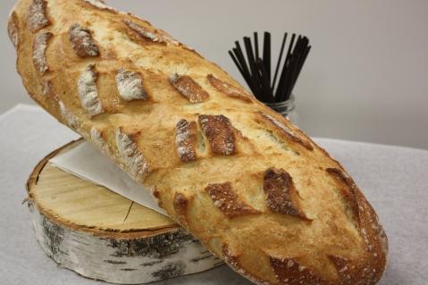 Pain de campagne-Boulangerie du lac