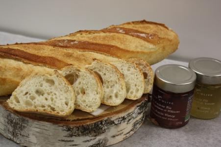 Pain parisien-Boulangerie du lac