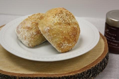 Petits pains de table sésame-Boulangerie du lac