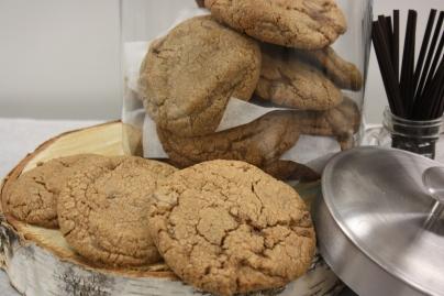 cookies tout chocolat-Boulangerie du lac